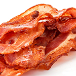 Bacon crocant